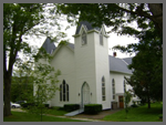 United Methodist Church History