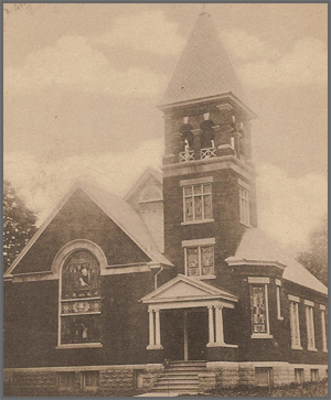 Hobart Presbyterian Church